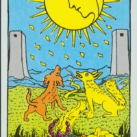 Tarot Tuesday ~ The Moon Tarot Card