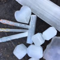 Selenite Healing and Metaphysical Properties by Jill