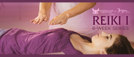 beginning reiki flyer