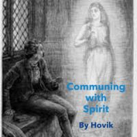 communing with spirits flyer
