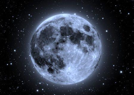 Divine mother moon