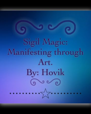 sigil magic flyer