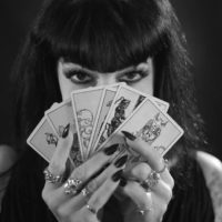 TAROT JUMPER CARDS AND HOW TO READ THEM  by Pleasant Gehman