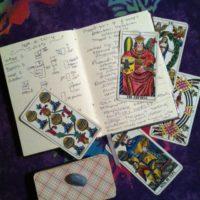 Keeping a Tarot Journal  by Pleasant Gehman